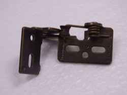 SOL-Knife#6 Antique  Brass Open Hinge